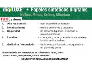 DigiLUXE by TUKSystems sinteticos digitales
