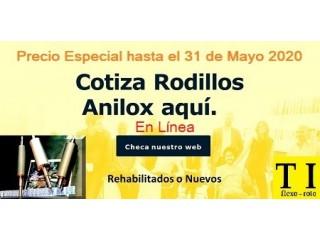 Rodillos Anilox