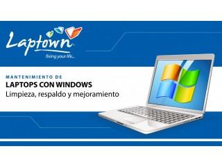 Soporte tecnico laptops